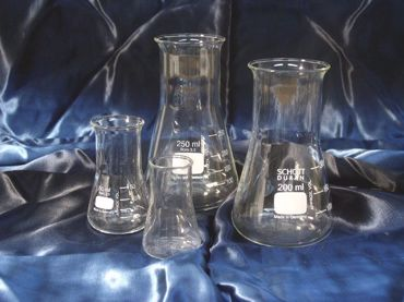 Picture for category Erlenmeyer flask