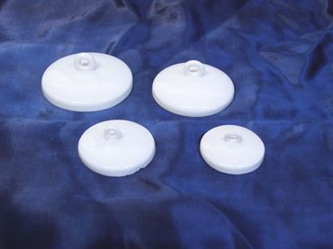Picture for category Lids for combustion crucibles